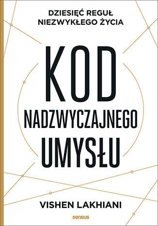 Okładka książki Kod nadzwyczajnego umysłu