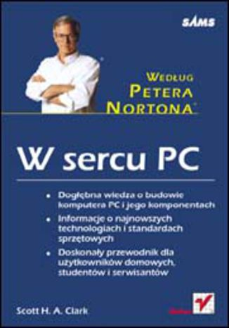 Okładka książki W sercu PC - według Petera Nortona