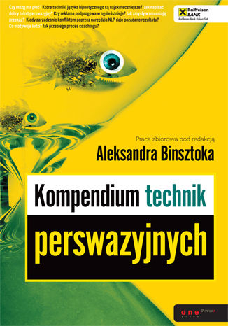 Okładka książki/ebooka Kompendium technik perswazyjnych