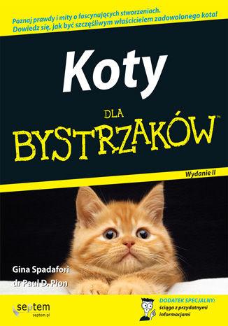 Koty dla bystrzaków. Wydanie II