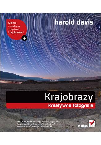 Okładka książki Krajobrazy. Kreatywna fotografia