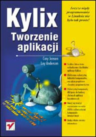 Okładka książki/ebooka Kylix. Tworzenie aplikacji
