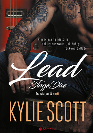 Okładka książki Lead. Stage Dive