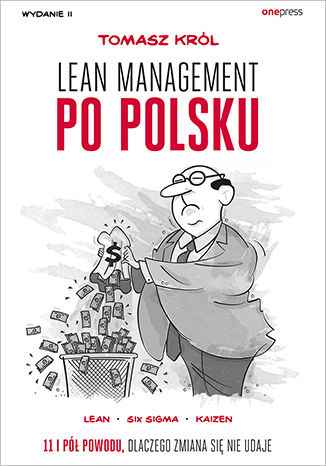 Okładka książki/ebooka Lean management po polsku. Wydanie II