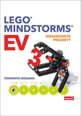 Okładka książki Lego Mindstorms EV3. Niesamowite projekty