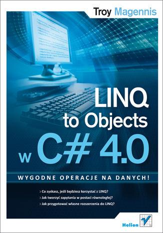 Okładka książki LINQ to Objects w C# 4.0