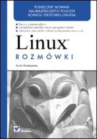 Okładka książki/ebooka Linux. Rozmówki