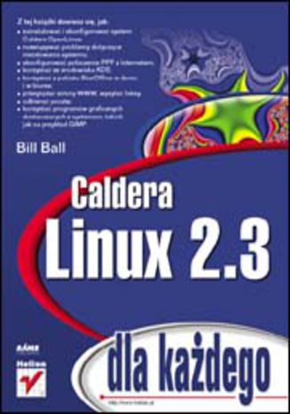 Caldera Linux 2.3 dla każdego