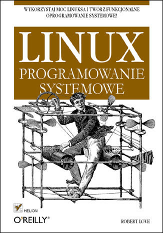 Okładka książki/ebooka Linux. Programowanie systemowe