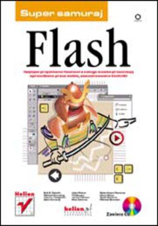 Okładka książki/ebooka Macromedia Flash Super Samurai