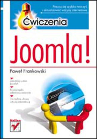 Okładka książki Joomla! Ćwiczenia