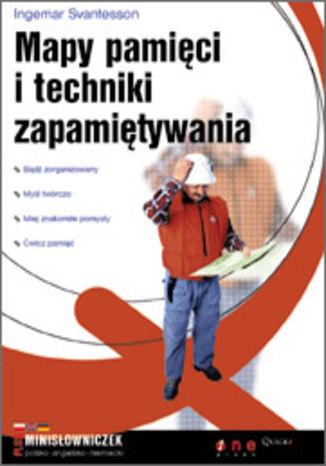 Okładka książki Mapy pamięci i techniki zapamiętywania
