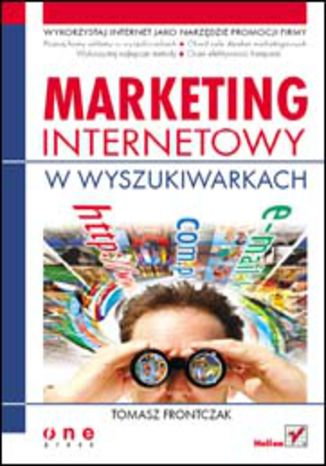 Okładka książki Marketing internetowy w wyszukiwarkach