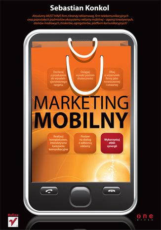 Okładka książki/ebooka Marketing mobilny
