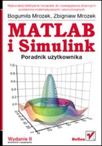 MATLAB i Simulink. Poradnik użytkownika. Wydanie II