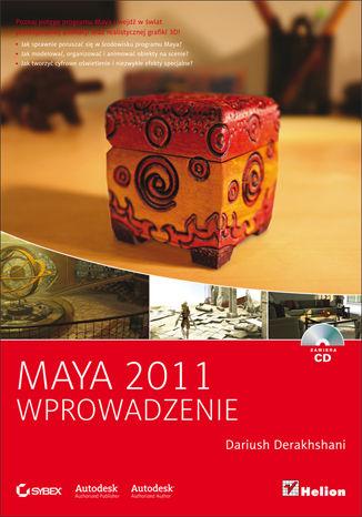 Okładka książki/ebooka Maya 2011. Wprowadzenie