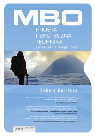 Okładka książki MBO - prosta i skuteczna technika zarządzania Twoją firmą