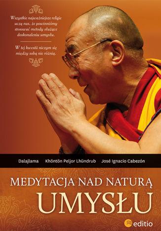 Okładka książki/ebooka Medytacja nad naturą umysłu