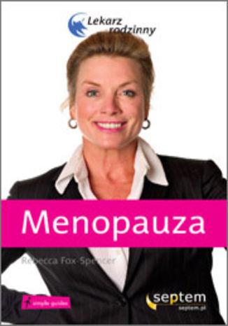 Okładka książki/ebooka Menopauza. Lekarz rodzinny