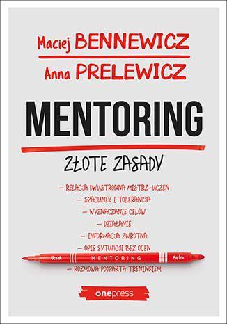 Okładka książki Mentoring. Złote zasady