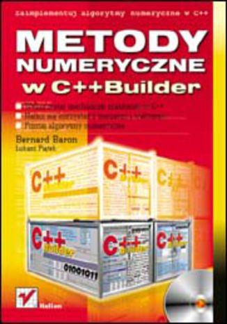 Okładka książki Metody numeryczne w C++Builder