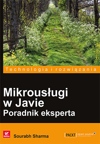 Okładka książki/ebooka Mikrousługi w Javie. Poradnik eksperta