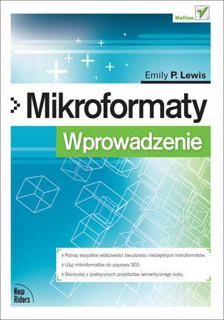 Okładka książki/ebooka Mikroformaty. Wprowadzenie