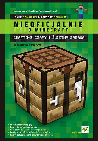 Okładka książki/ebooka Minecraft. Crafting, czary i świetna zabawa