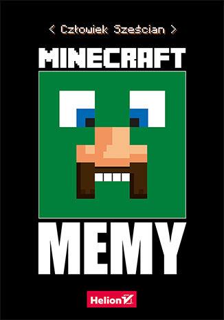 Okładka książki Minecraft. Memy
