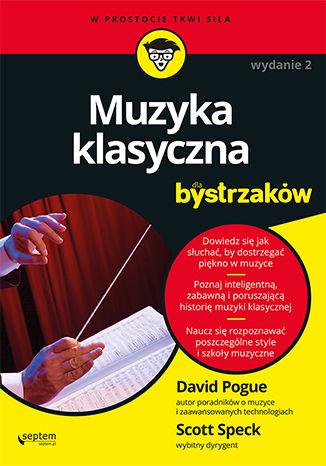 Okładka książki/ebooka Muzyka klasyczna dla bystrzaków. Wydanie II