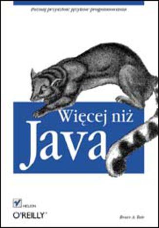 Więcej niż Java