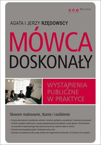 Okładka książki/ebooka Mówca doskonały. Wystąpienia publiczne w praktyce