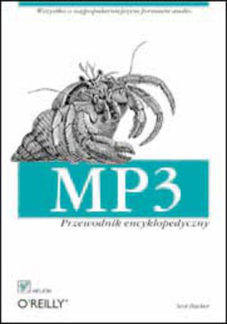 Okładka książki MP3. Przewodnik encyklopedyczny