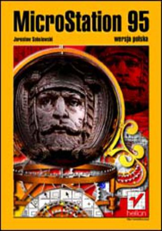 Okładka książki/ebooka Microstation 95 wersja polska