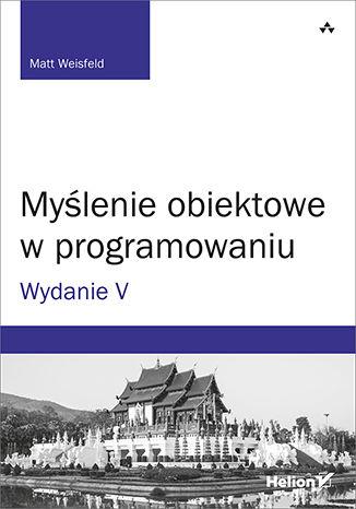Okładka książki Myślenie obiektowe w programowaniu. Wydanie V