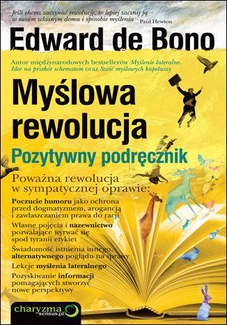 Okładka książki/ebooka Myślowa rewolucja. Pozytywny podręcznik