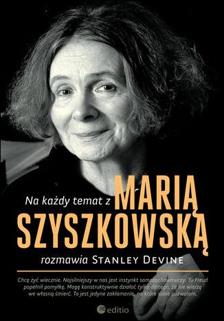 Okładka książki Na każdy temat z Marią Szyszkowską