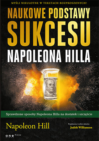 Okładka książki Naukowe podstawy sukcesu Napoleona Hilla