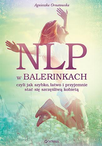 Okładka książki NLP w balerinkach