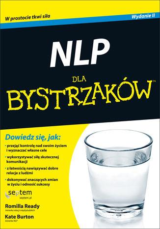 Okładka książki/ebooka NLP dla bystrzaków. Wydanie II