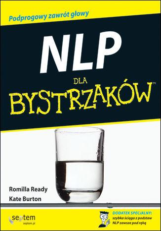 Okładka książki/ebooka NLP dla bystrzaków
