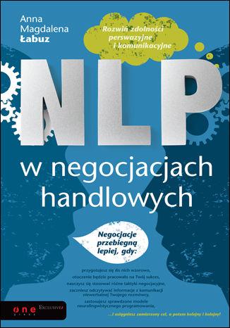 Okładka książki NLP w negocjacjach handlowych