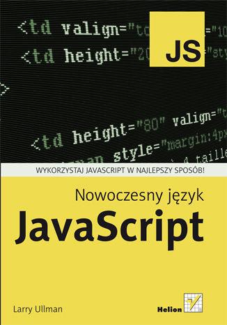 Okładka książki/ebooka Nowoczesny język JavaScript