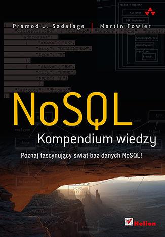 Okładka książki/ebooka NoSQL. Kompendium wiedzy