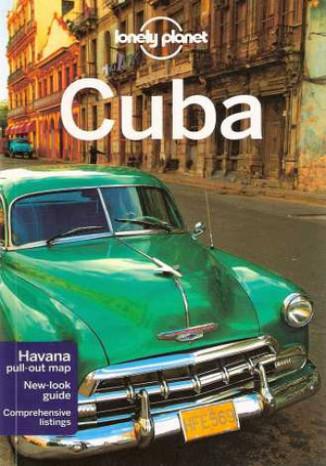 Okładka książki Cuba (Kuba). Przewodnik Lonely Planet