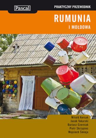 Okładka książki Rumunia. Praktyczny przewodnik Pascal