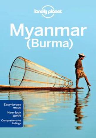 Okładka książki Myanmar (Birma). Przewodnik Lonely Planet