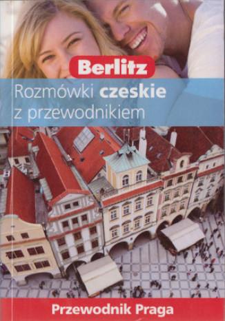 Okładka książki Rozmówki czeskie z przewodnikiem Berlitz