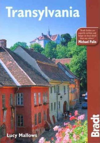 Okładka książki/ebooka Transylvania (Transylwania). Przewodnik Bradt