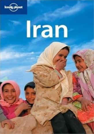 Okładka książki Iran Lonely Planet